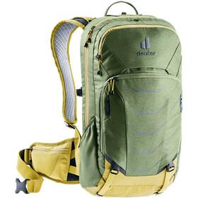 deuter Attack 16 Backpack, khaki/turmeric